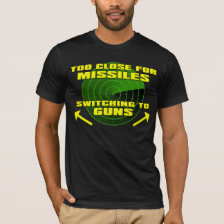 Switching To Guns Funny T-Shirt