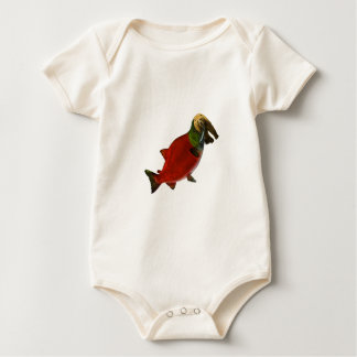Swithched Baby Bodysuit