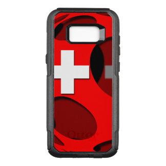 Switzerland #1 OtterBox commuter samsung galaxy s8+ case