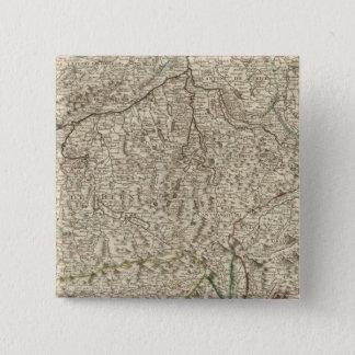 Switzerland 20 15 cm square badge