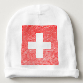 Switzerland Baby Beanie