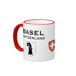 SWITZERLAND- Basel Crest Coffee Mug