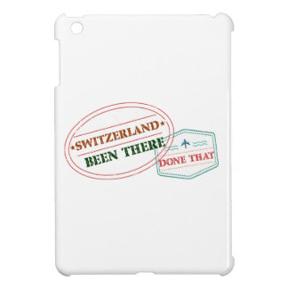 Switzerland Been There Done That iPad Mini Cover