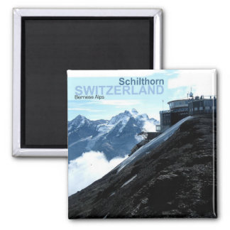 Switzerland Bernese Alps Photo Travel  Magnets