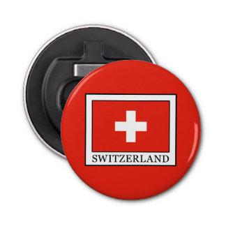 Switzerland Bottle Opener