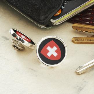 Switzerland Coat of arms Lapel Pin