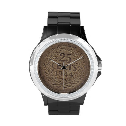 Switzerland Coin Collection National Pride Watch