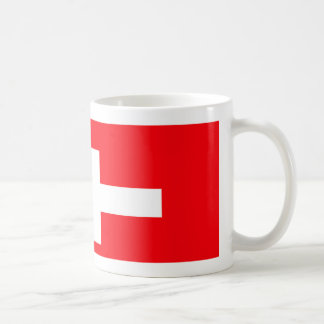 Switzerland Flag Coffee Mug