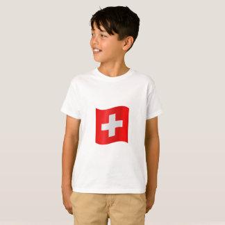 Switzerland Flag T-Shirt