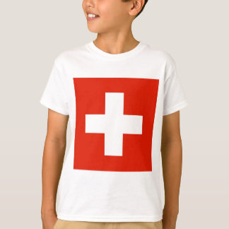 Switzerland flag T-Shirt