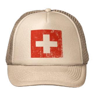 Switzerland Hat
