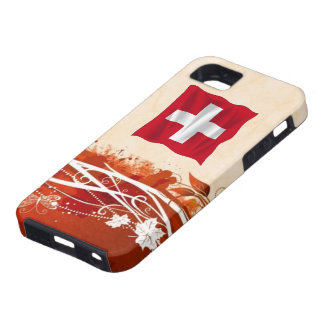Switzerland iPhone 5 Covers