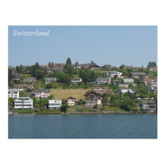 Switzerland Landscape Postcard