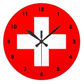 switzerland large clock