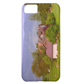 Switzerland, Lucerne country buildings iPhone 5C Case