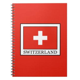 Switzerland Notebook