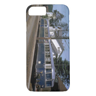 Switzerland, OBB motor train_Trains of the World iPhone 7 Case