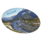 Switzerland Plate