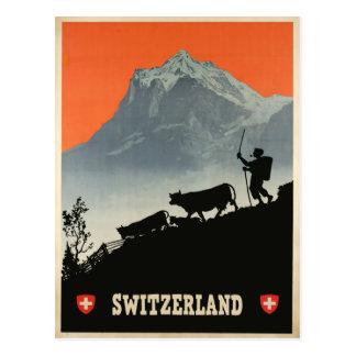 Switzerland,Postcard Postcard