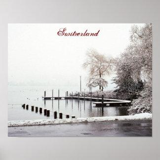 """Switzerland"" Poster"