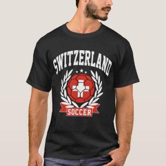 Switzerland Soccer T-Shirt