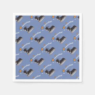 Switzerland - Suisse - Svizzera - Svizra napkins Paper Serviettes
