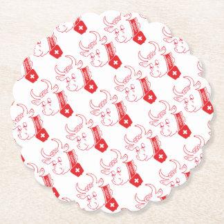 Switzerland - Suisse - Svizzera - Svizra reductor Paper Coaster
