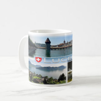Switzerland - swiss - Lucerne - Luzern - Coffee Mug
