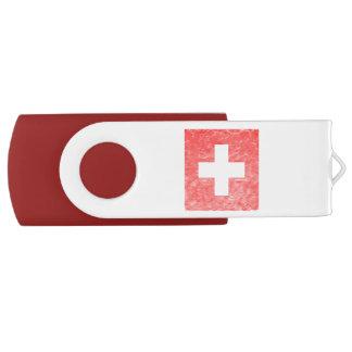 Switzerland USB Flash Drive