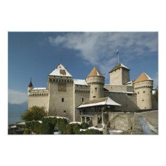SWITZERLAND, Vaud), Swiss Riviera, MONTREUX: Photographic Print