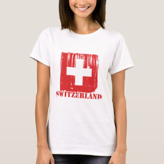 switzerlandflag6.ai T-Shirt