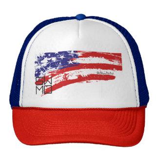 SWMO: July 4th Trucker Hat - She Wears Me Out