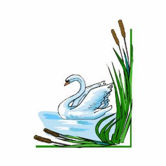 Swonner Swan Acrylic Cut Out