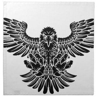 Swooping Eagle Napkin