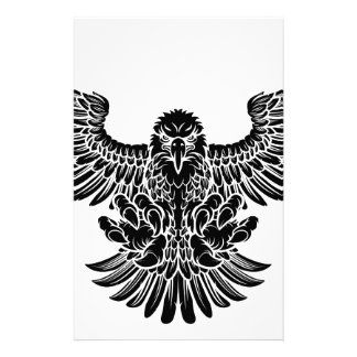 Swooping Eagle Stationery