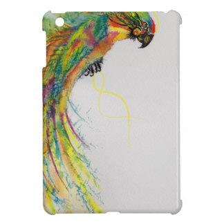 Swooping Parrot iPad Mini Case