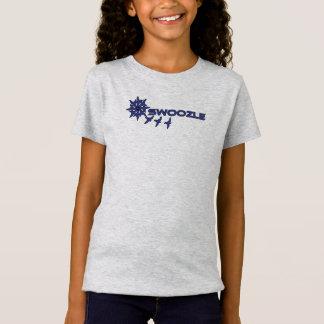 Swoozle Flock Girls' Fine Jersey T-Shirt