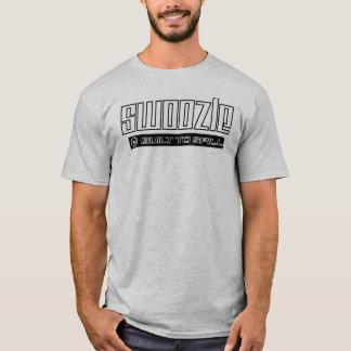 Swoozle Never Say Die Men's Basic T-Shirt