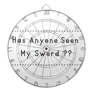 Sword Dartboard
