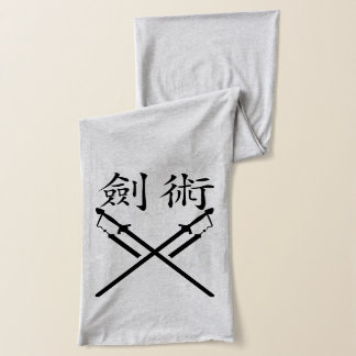 Sword Fighter Scarf