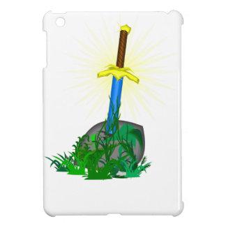 Sword in Stone Case For The iPad Mini