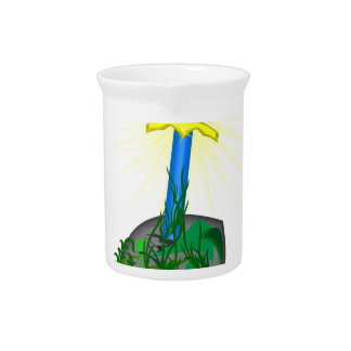 Sword in Stone Pitcher