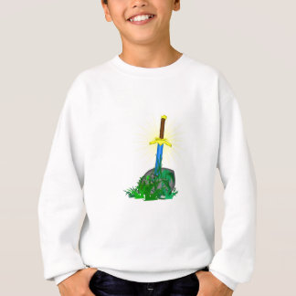 Sword in Stone Sweatshirt
