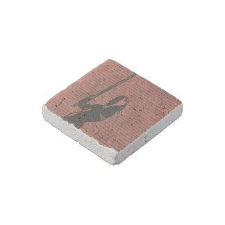 """Sword"" Natural Stone Magnet"
