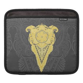 Sword of flowers,Tarot, spirituality,newage iPad Sleeve