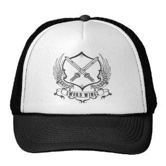 Sword Wings Elegant Professional Sport and Gaming Cap