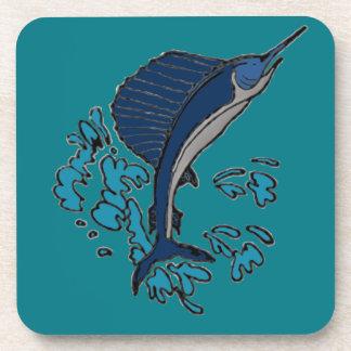 Swordfish Coaster