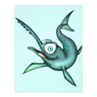 Swordfish 21.5 Cm X 28 Cm Flyer