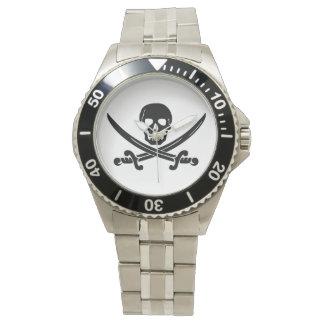 Swords Pirate Wristwatch