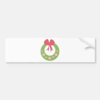 SwPinkLimeXP6 Bumper Sticker